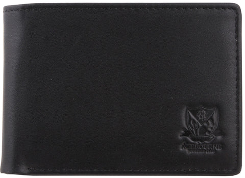 Melbourne Demons Leather Wallet - Spectator Sports Online - 1