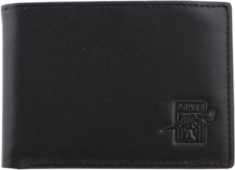 Port Adelaide Power Leather Wallet - Spectator Sports Online - 1