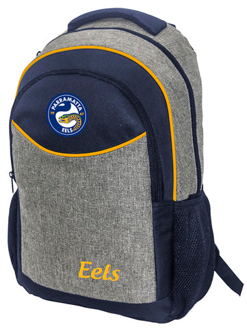 Parramatta Eels NRL Stealth School Backpack Bag