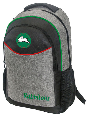 South Sydney Rabbitohs NRL Stealth School Backpack Bag