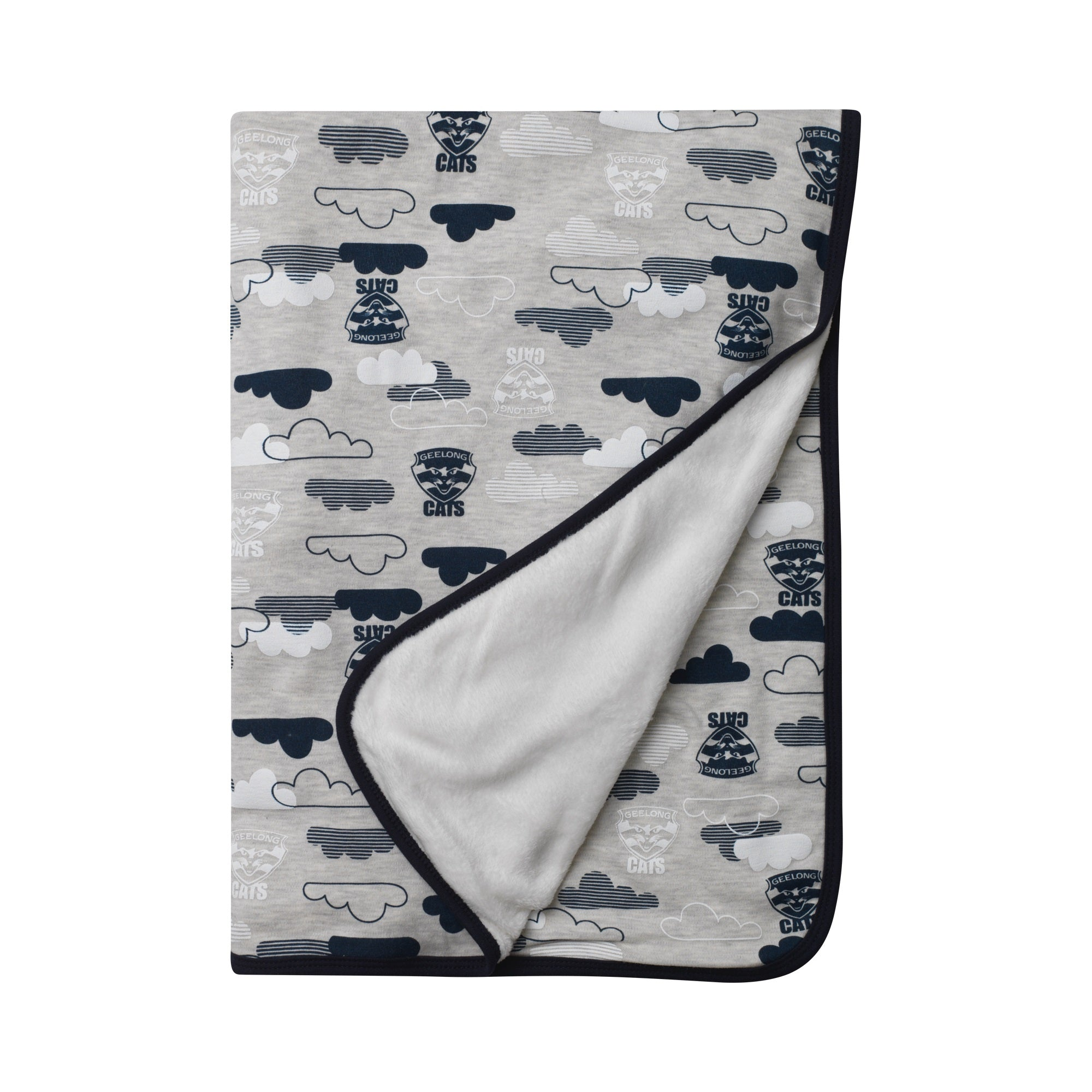 e2bb89653 Geelong Cats Baby Blanket Towel