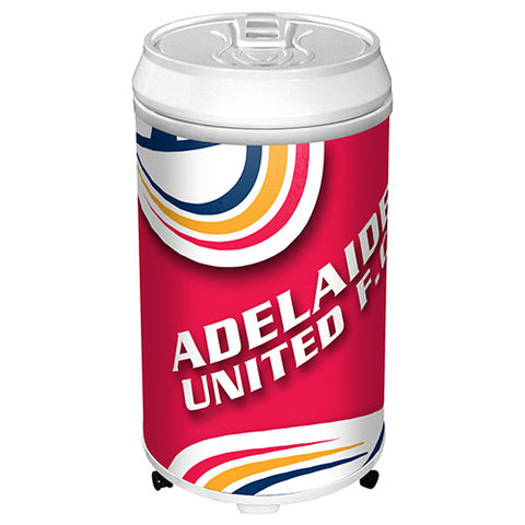 Adelaide United A-League Coola Can Fridge - Spectator Sports Online