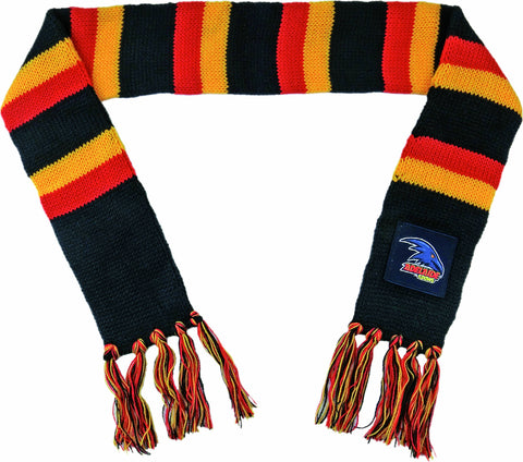 Adelaide Crows Baby Scarf