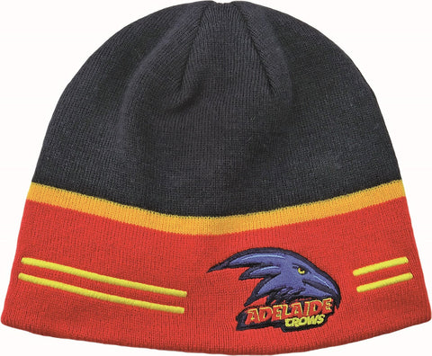 Adelaide Crows Reversible Beanie - Spectator Sports Online - 1