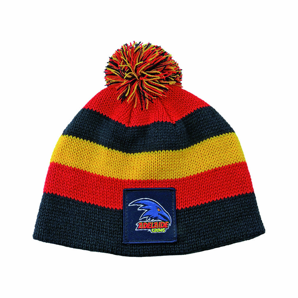d25f3c5a8bf Adelaide Crows Baby Beanie - Spectator Sports Online
