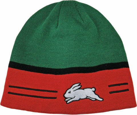 South Sydney Rabbitohs NRL Switch Reversible Beanie
