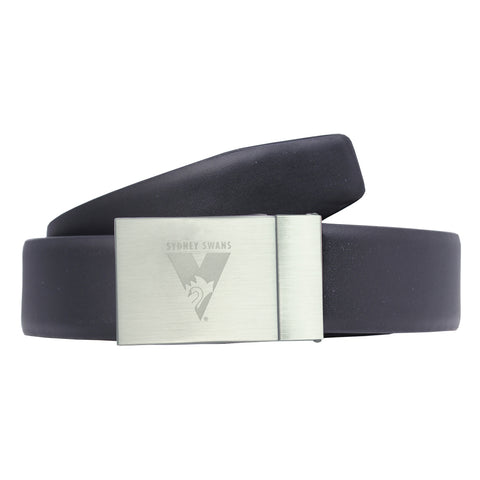 Sydney Swans Leather Belt