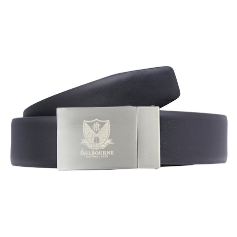 Melbourne Demons Leather Belt