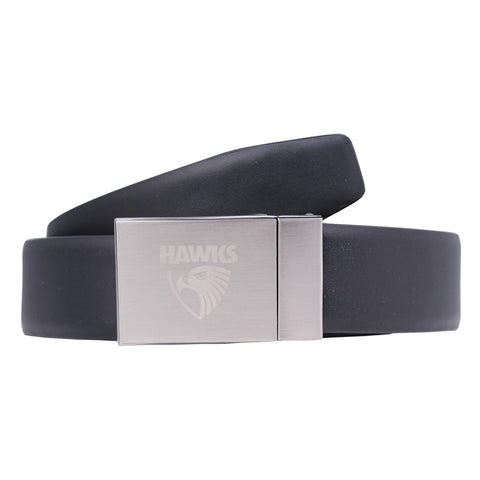 Hawthorn Hawks Leather Belt