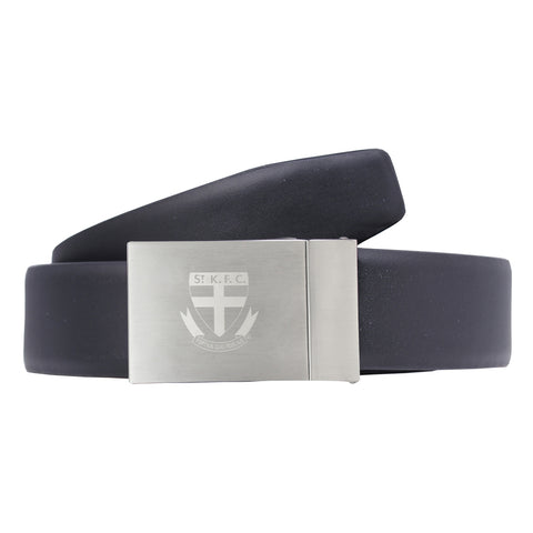 St Kilda Saints Leather Belt