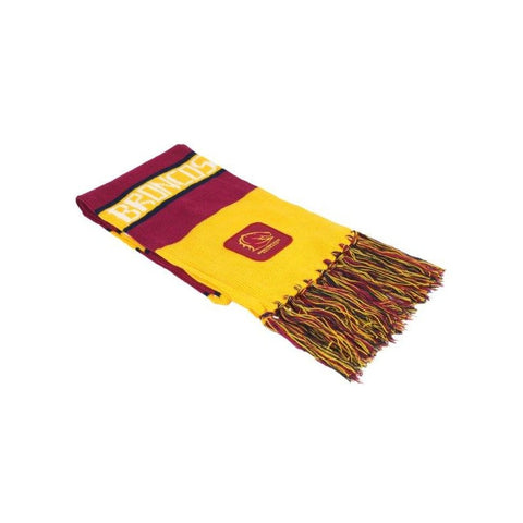 Brisbane Broncos Bar Scarf