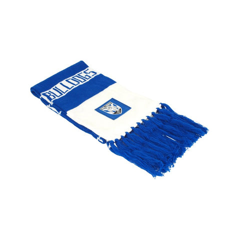 Canterbury Bulldogs Bar Scarf
