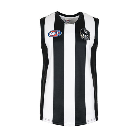 Collingwood Magpies Mens Footy Jumper Guernsey