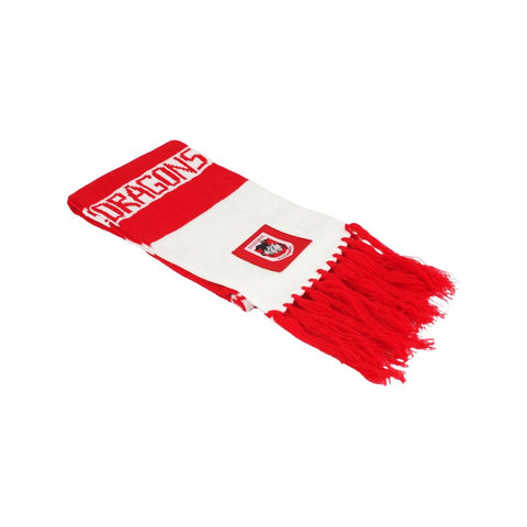 St George Dragons Bar Scarf