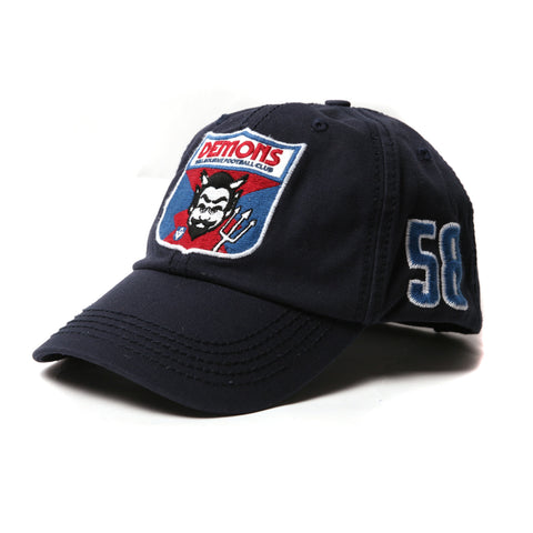 Melbourne Demons Retro Cap - Spectator Sports Online