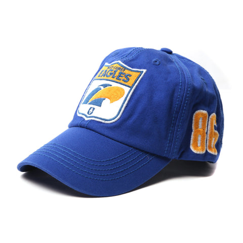 West Coast Eagles Retro Cap - Spectator Sports Online
