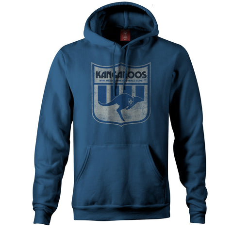 North Melbourne Kangaroos Essentials Retro Hoody