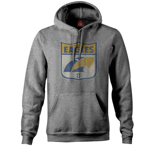 West Coast Eagles Essentials Retro Hoody