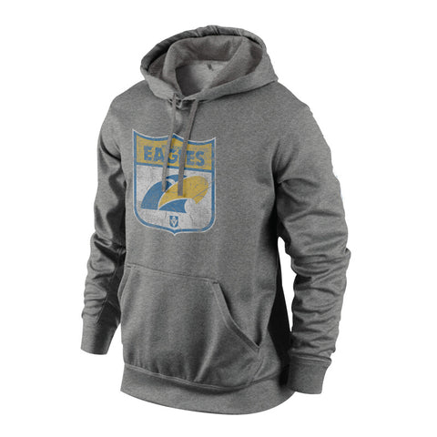 West Coast Eagles Essentials Retro Hoody - Spectator Sports Online