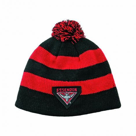 Essendon Bombers Baby Beanie - Spectator Sports Online