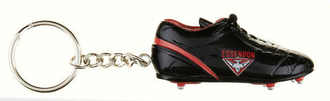Essendon Bombers Footy Boot Keyring - Spectator Sports Online