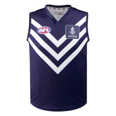 Fremantle Dockers Mens Footy Jumper Guernsey
