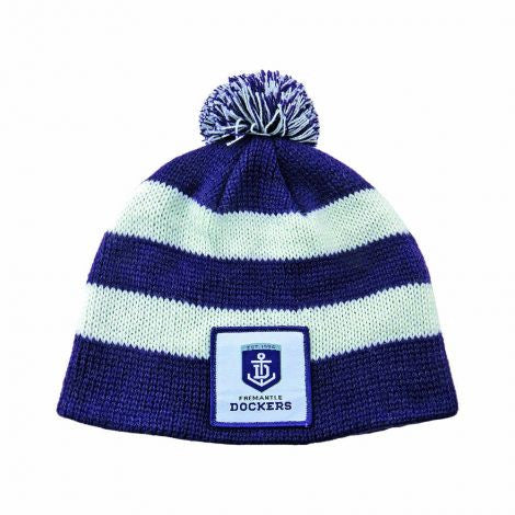 Fremantle Dockers Baby Beanie - Spectator Sports Online