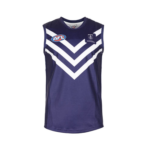 Fremantle Dockers 2018 Mens Footy Jumper Guernsey
