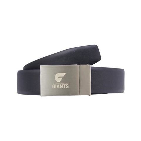 Greater Western Sydney GWS Giants Leather Belt