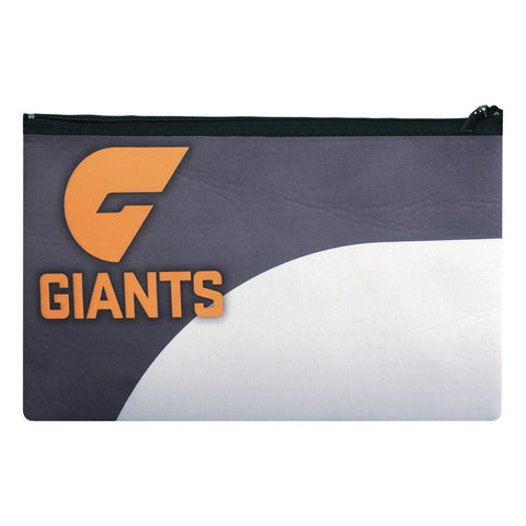 Greater Western Sydney GWS Giants Song Pencil Case - Spectator Sports Online - 1