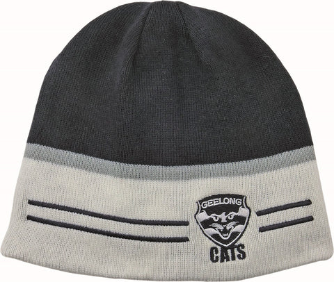 Geelong Cats Reversible Beanie - Spectator Sports Online - 1