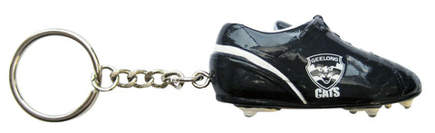 Geelong Cats Footy Boot Keyring - Spectator Sports Online