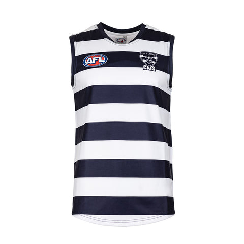 Geelong Cats Boys Youths Footy Jumper Guernsey