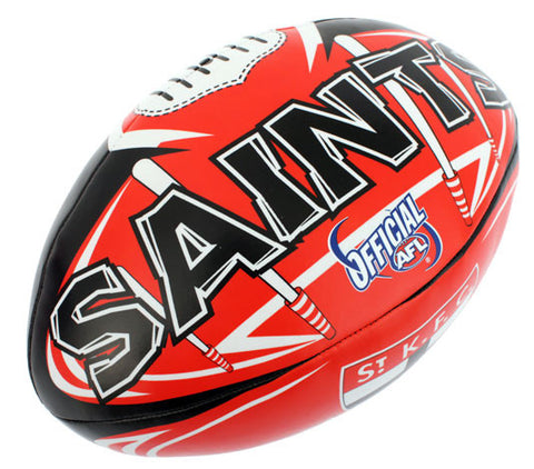"St Kilda Saints 6"" Soft Touch Ball - Spectator Sports Online"
