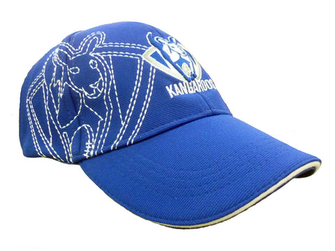 North Melbourne Kangaroos Essentials Cap - Spectator Sports Online