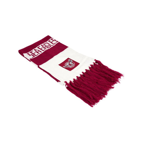 Manly Sea Eagles NRL Bar Scarf