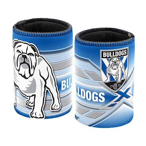 Canterbury Bulldogs Logo Can Cooler