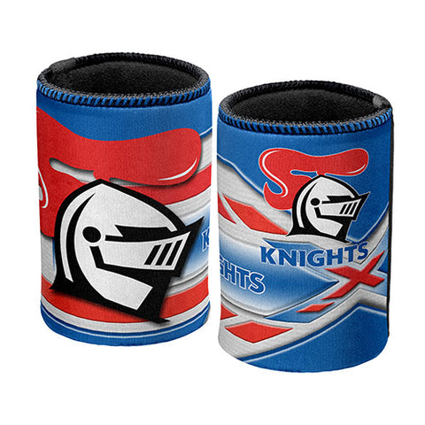 Newcastle Knights Logo Can Cooler