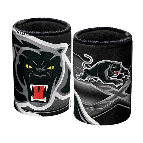 Penrith Panthers Logo Can Cooler