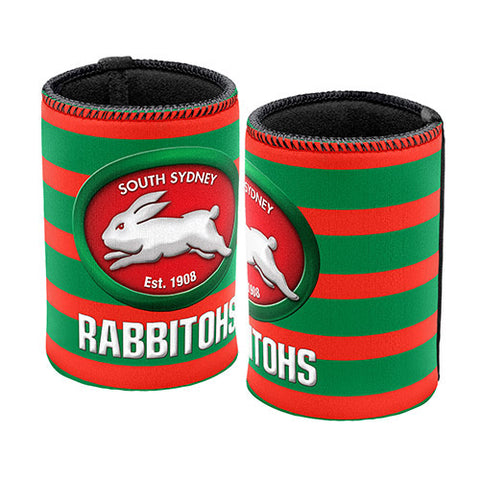 South Sydney Rabbitohs Logo Can Cooler