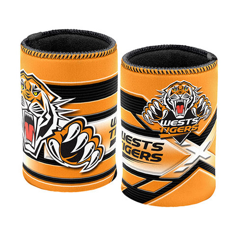 Wests Tigers Logo Can Cooler