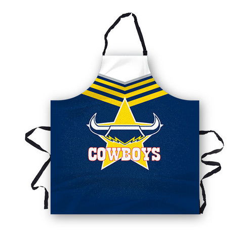 North Queensland Cowboys BBQ Apron