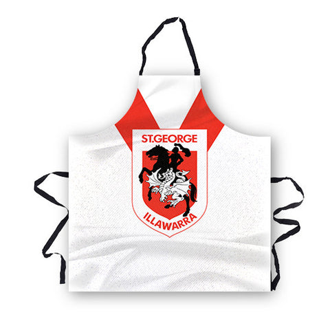 St George Dragons BBQ Apron