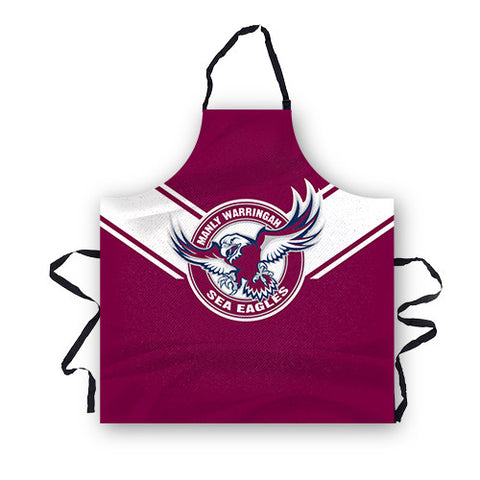 Manly Sea Eagles BBQ Apron