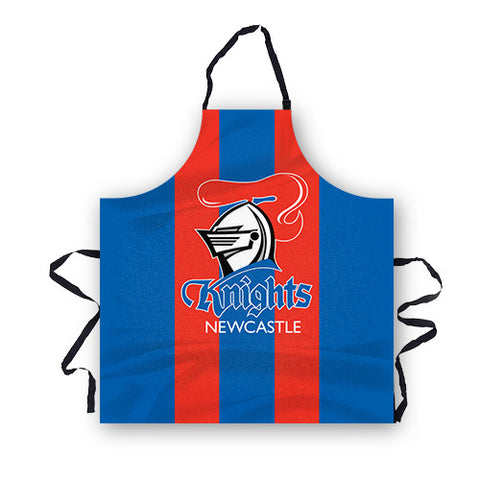 Newcastle Knights BBQ Apron