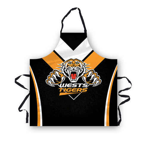Wests Tigers BBQ Apron