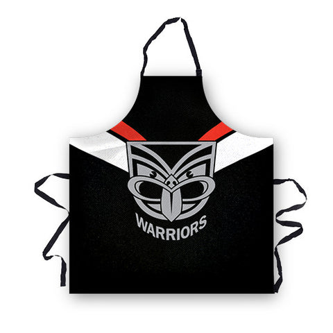 New Zealand Warriors BBQ Apron