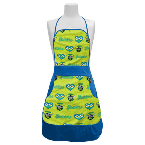 Canberra Raiders Ladies Retro BBQ Apron