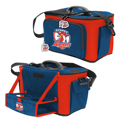 Sydney Roosters Cooler Bag With Tray - Spectator Sports Online