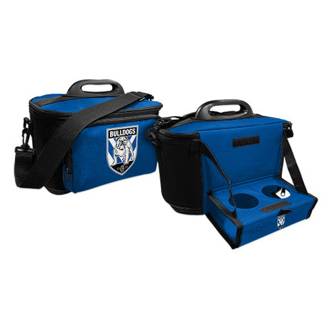 Canterbury Bulldogs Cooler Bag With Tray - Spectator Sports Online